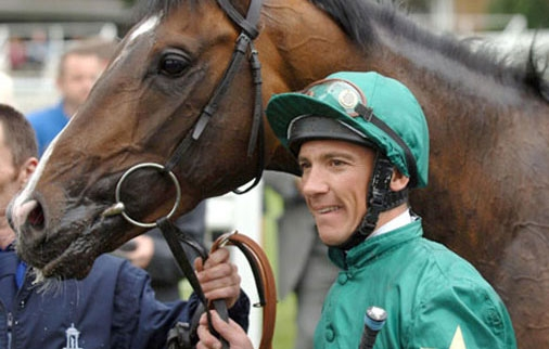 A winning team - Authorized and Frankie Dettori