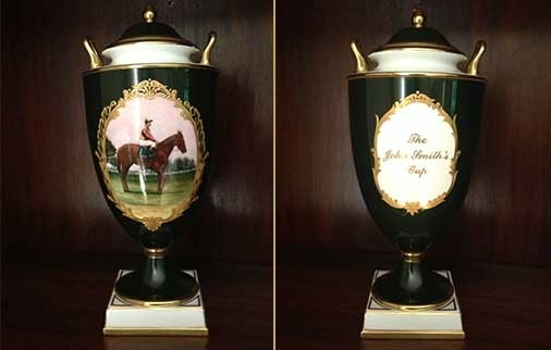John Smith's Magnet Cup won by Danchai