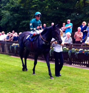 Musaaid returns after winning in impressive style at Newmarket
